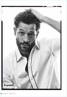 Esquire Serbia celebrates the white shirt with a stunning new editorial. Photographer Ivan Genasi and stylist Ivan Rasic reunite for the black and white photo shoot. A seasoned cast of model veterans star in the story. Presenting their best angles, the models sit for portraits. Stars include recognizable faces such as John Halls, Alessio Pozzi,...[ReadMore]