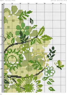 весеннее дерево 3 Cross Stitch Tree, Cross Stitch Flowers, Modern Cross Stitch, Cross Stitching, Cross Stitch Embroidery, Cross Stitch Patterns, Halloween Embroidery, Needlepoint Patterns, Knitting Charts