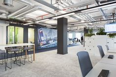 Unnamed Company Offices - London