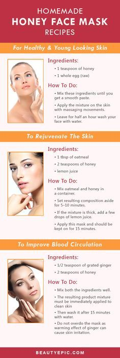 Honey Face Mask: Benefits and Top Homemade Face Mask Recipes Honey is a tool which can get rid of acne, eliminate age spots, freckles and prevent premature aging. Here we present 5 best honey face mask recipes Face Scrub Homemade, Homemade Face Masks, Homemade Skin Care, Makeup Tricks, Diy Makeup, Makeup Tools, Beauty Hacks For Teens, Best Honey, Manicure E Pedicure