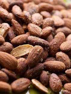 7. Almonds