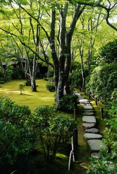 Le Jardin Okochi Sansô, by Geraldine Bartoli, intern at Japan Travel. Join the team at http://en.japantravel.com/interning !
