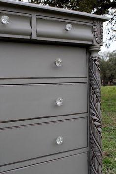 paint it matte grey