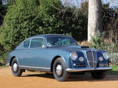 1951 Lancia Aurelia GT