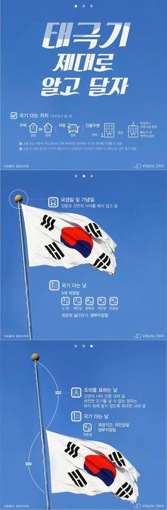 김영삼 전 대통령 서거, 26일까지 조기로 애도 표시 [인포그래픽] #Korea / #Infographic ⓒ 비주얼다이브 무단…