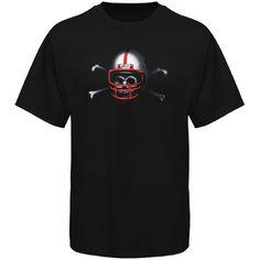 Nebraska Cornhuskers Blackshirts Blackout T-Shirt - Black