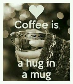 A hug in a mug♥
