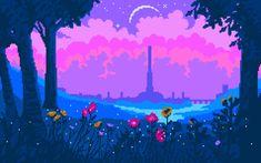 Pixel art aesthetic wallpaper • Wallpaper For You HD Wallpaper For Desktop & Mobile