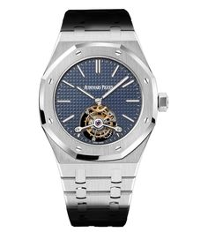 Audemars Piguet Royal Oak Extra-Thin Tourbillon 26510ST.OO.1220ST.01 Stainless Steel Watch