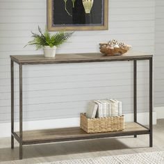 McGraw Console Table
