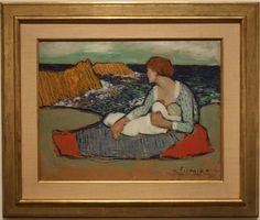 Mother & Child, Pablo Picasso, Tel Aviv Museum of Art