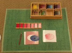 How To Teach A Child To Paint - Shading with Color
