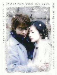 Winter Sonata, kdrama, the 1st kdrama & the best one for me... watching it many many times..