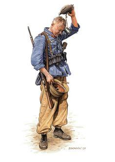 LUFTWAFFE - Field Trooper