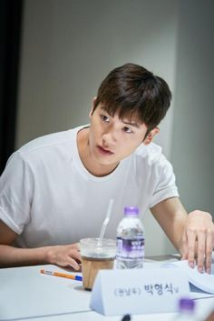 2018071001000764700059273_20180709081117 Ahn Min Hyuk, Ahn Jae Hyun, Joo Hyuk, Park Hyung Sik, Choi Min Ho, Lee Min Ho, Asian Actors, Korean Actors, Do Bong Soon