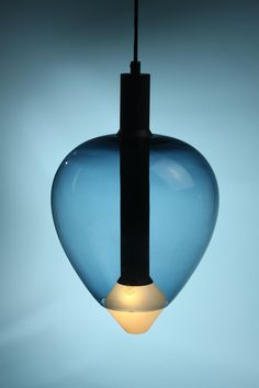 Ceiling lamp, designed by Tapio Wirkkala for Idman Oy, Finland. | More on: http://www.pinterest.com/AnkApin/collection-6/