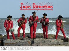 Juan direction one direction Mexican funny music humor 5sos, Just For Laughs, Just For You, Mexicans Be Like, Mexican Problems, The Meta Picture, Mexican Humor, Mexican Funny, One Direction Humor