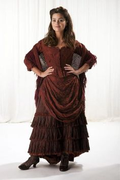 medieval clara oswald doctor who full body in the episode robin hood - Google Search
