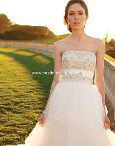 Casablanca Wedding Dresses - Style 2052