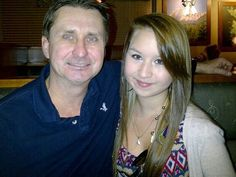 Amanda Todd & Her Father Norm Todd