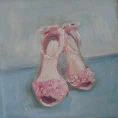 Pink Floral Shoes by frenchcanvas on Etsy Floral Shoes, Shoe Art, Kicks, Trending Outfits, Unique Jewelry, Handmade Gifts, Clothing, Painting, Etsy