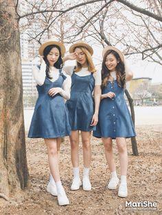 Official Korean Fashion : Korean Fashion Similar Look More