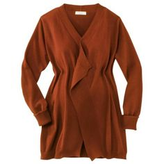 Liz Lange for Target Maternity Long-Sleeve Open Cardigan Sweater - Assorted Colors