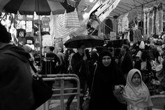 Street portrait  Hong Kong's ladies market