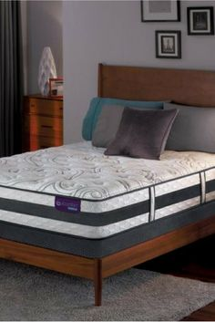 The Lause Ii Plush Hybrid Mattress Offers Familiar Look And Feel Of A Traditional