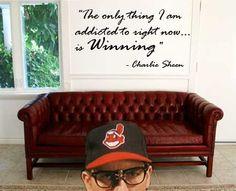 Winning...Charlie Sheen