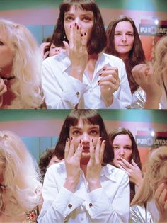 Pulp Fiction | Uma Thurman ♡