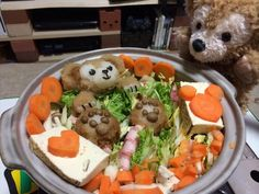 Adorable character hot pots are this fall's kawaii-est foods