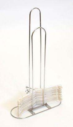 Standing Hanger Holder Chrome KC Fixtures http://www.amazon.com/dp/B003E6F28C/ref=cm_sw_r_pi_dp_3wzRub0VD05R5