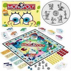 Hasbro 42939 Monopoly Spongebob Squarepants™ Ed | eBay