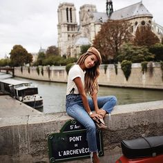 Pont de L'archevêché @shop_sincerelyjules