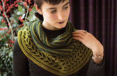 If you joined in the festive fibre fun that was the Pom Pom Christmas Party, you'll have been one of the first people to receive our exclusive pattern, the Pine Sway Cowl. Even though the holidays are over, we're keeping that generous holiday spirit going throughout the year by making this pattern a free download …
