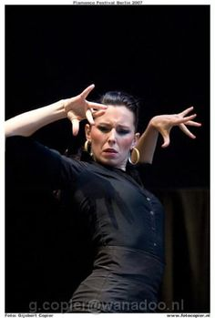 Flamenco lends itself so well to expressing a specific set of emotions.