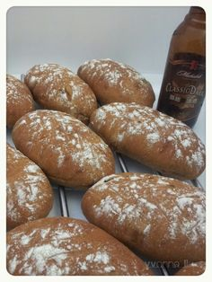 Coffee Dark Beer Bread