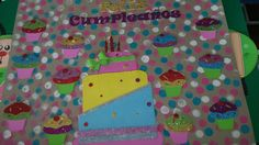 Cartelera de feliz cumpleaños