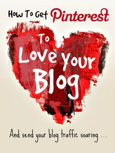 Pinterest Tips - How To Grow Your Blog with Pinterest
