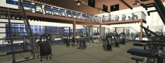 K Allan Consulting Health Club Design and Management - gym design, fitness center design