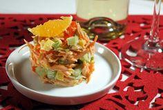 Ensalada de mango y zanahoria (Reforma)
