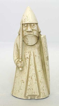 Lewis Chessman from the website of National Museums Scotland