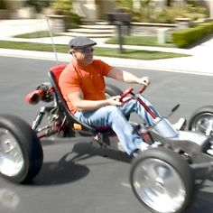 Z-Kart – Homemade Electric Buggy from California Electric Go Kart, Electric Trike, Electric Cars, Electric Vehicle, Buggy, Tesla Roadster, Drift Trike, Engin, Pedal Cars