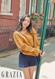 Irene-Redvelvet GRAZIA Korea 2018 September Issue