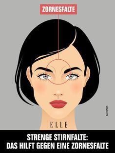 n der Medizin wird sie als Glabellafalte bezeichnet, im Volksmund heißt sie Zornesfalte – kein Wunder, dass sie bei dem abschreckenden Namen keiner im Gesicht haben möchte. Gemeint ist damit die vertikale Falte, die sich mit zunehmendem Alter zwischen den Augenbrauen bildet und für einen unveränderbar strengen Blick sorgt. #zornesfalte #botox #beauty #face