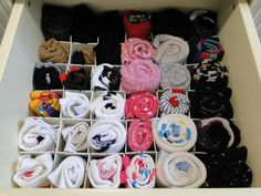 Tu Organizas.: Gaveta de meias