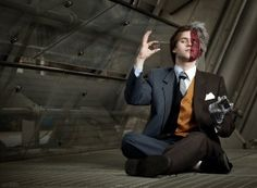 Amazing Two-Face Cosplay