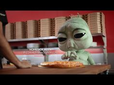 Ad of the Day: Oddball 'Bragspeople' Sing Pizza Hut's Praises in First Ads From Droga5 | Adweek