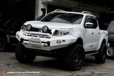 Winch Bars are constructed from the highest quality material. With a selection of Winch Bars to suit most vehicles, these are sure to impress. Nissan 4x4, Nissan Trucks, Nissan Navara, 4x4 Trucks, Np 300 Frontier, Nissan Frontier 4x4, Best Off Road Vehicles, Landcruiser 79 Series, Toyota Cruiser